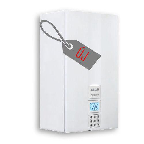 Biasi – Inovia Cond Plus 25S  kondenzációs kombi 25KW gázkészülék
