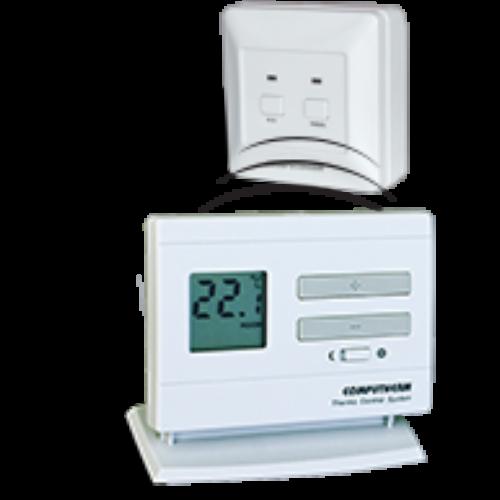 COMPUTHERM Q3RF vezeték nélküli (rádiófrekvenciás), digitális szobatermosztát